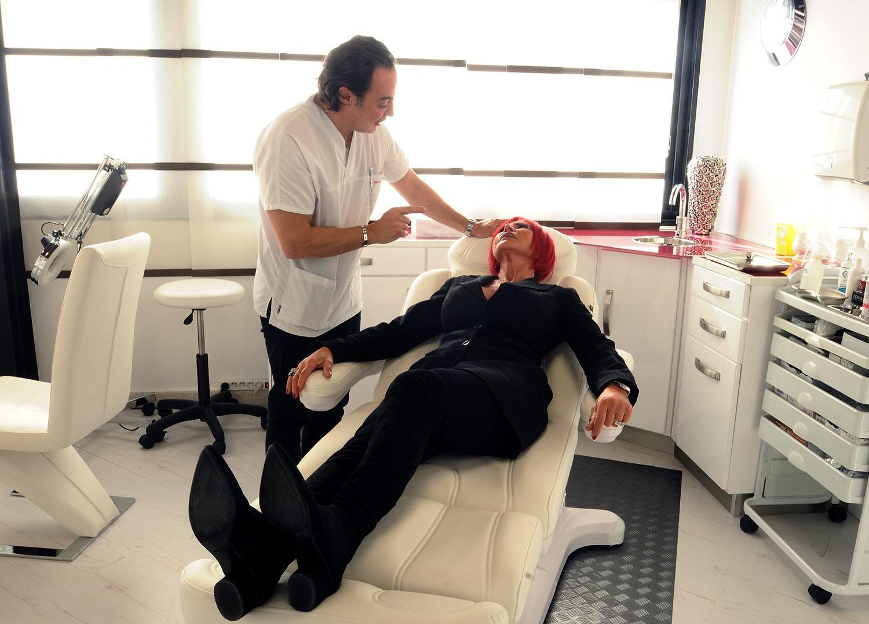 Salle de soin du Docteur Cocchi
